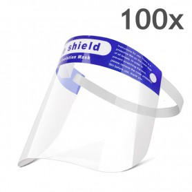 Face Shield - 100 pieces