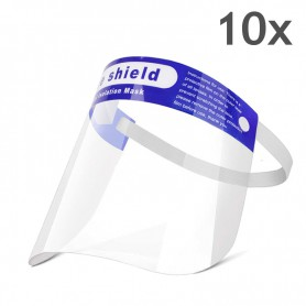 Face Shield - 10 pieces