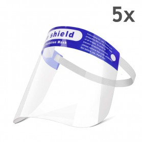 Face Shield - 5 pieces